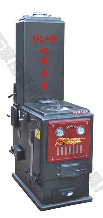气化三回程地暖专用锅炉